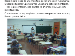 "Activida - CEIP "" Santa Teresa"""