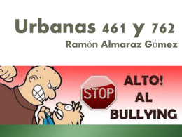Anti- Bullying primarias