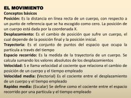 EL MOVIMIENTO 6° (928315)