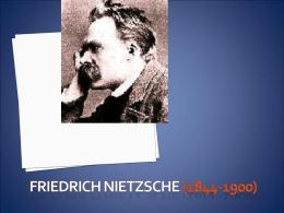 Nietzsche y la crítica a la racionalidad occidental