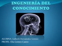 INGENIERÍA DEL CONOCIMIENTO (434958)