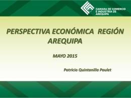 Presentación - Camara de Comercio e Industria de Arequipa