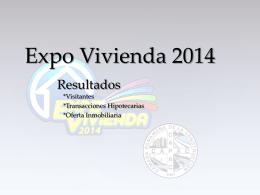Expo Vivienda 2014