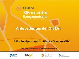 Observatorio Iberoamericano de Seguridad Vial