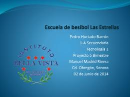 Escuela de besibol Las Estrellas (138910)