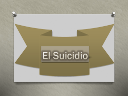 El Suicidio - Christian Velásquez Tbn