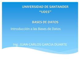 Descarga - Ingeniero Juan Carlos Garcia Duarte