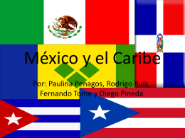 Mexico y el Caribe