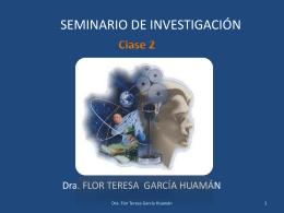Clase 2 - Flor García Huamán