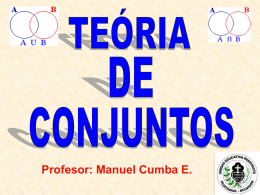Conjuntos - Blog de ESPOL