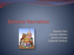 genero narrativo-130816182531-phpapp01