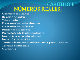 CAPÍTULO II - Blog de ESPOL