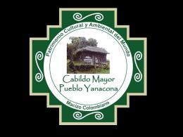 cultural - Nación Yanakuna