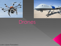 Julen - Drones - TICO