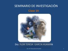 Clase 14 - Flor García Huamán