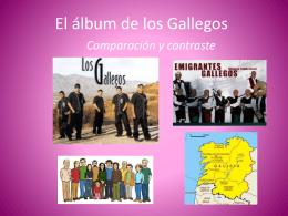El álbum de los Gallegos
