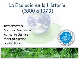 La Ecología en - Blog de ESPOL