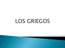 LOS GRIEGOS. - Historiauniversal-1