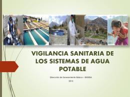 Presentación PVICA 2013