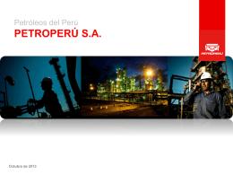Mejora del Medio Socio-Ambiental de Refinería Conchán a través
