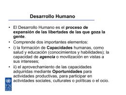 Presentación del Informe 2011 (con notas)