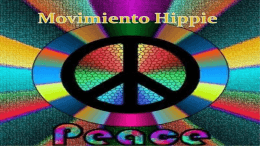 MOVIMIENTO HIPPIE