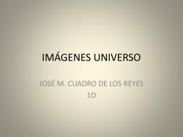 IMÁGENES UNIVERSO