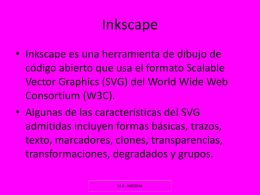Inkscape - ticmartinezvargas