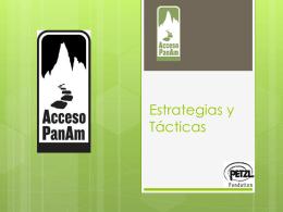 Estratégia - Acceso PanAm