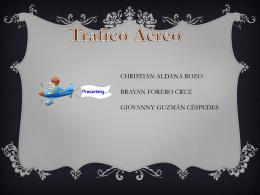 Trafico Aereo - upcAnalisisAlgoritmos