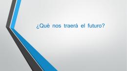 Definiciones de futuro