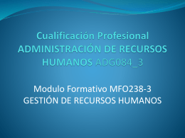 Click para ver - GESTIÓN DE RECURSOS HUMANOS