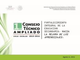 Presentacion1erReunionCTA_ 2015-2016-FINAL