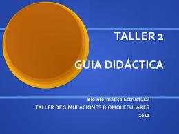 Taller 2 - Pedeciba