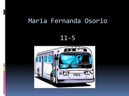Maria Fernanda Osorio 11-5