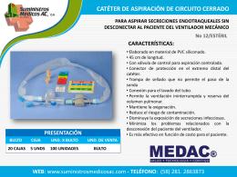 Diapositiva 1 - Suministros Médicos AC