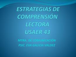 ESTRATEGIAS DE C.LEC (2) - usaer43-educ-esp