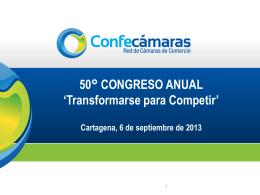 Presentación de PowerPoint - Cámara de Comercio de Medellín