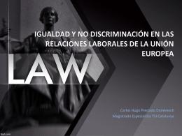 ponencia carlos preciado igualdad y no discriminacion