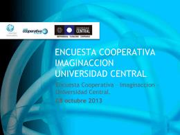 encuesta cooperativa imaginaccion universidad
