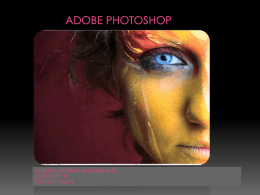 ¿Qué es Adobe Photoshop? - TICO