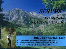 P. S. Puente Piedra - CMP