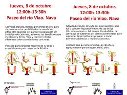 Ver cartel - ComarcaSalud