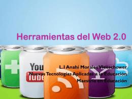 Herramientas del Web 2.0 - usodeweb2-0