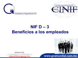 Beneficios post-empleo