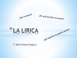 LIRICA TRUTH 9