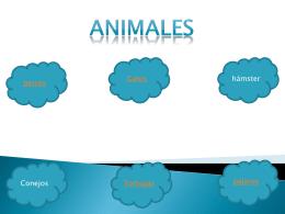 Animales (botones)