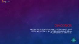presentacion del cargo - EL AMOR DE DIOS