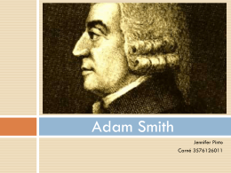 Adam Smith - WordPress.com