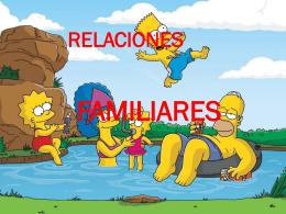 Diapositiva 1 - relaciones familiares